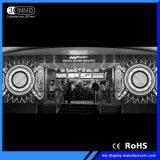 Videodarstellung LED-Bildschirmanzeige P2.4mmhigh Definition RGB-LED