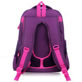 Малыши девушок напечатали мешок школы Backpack студентов полиэфира для детей