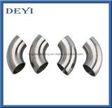 Accessori per tubi sanitari di alta precisione igienica dell'acciaio inossidabile (DE-S001)