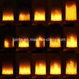 Luz LED Velas LED de solución de la luz de la llama
