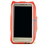 Het aanstoten van Armband van de Telefoon Lycra van de Geschiktheid de Uiterst dunne Mobiele voor 4.7 '' en 5.5 ''
