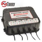 4 банка зарядное устройство для зарядки аккумулятора автомобиля