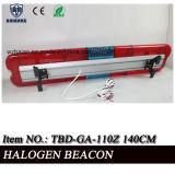 De Roterende Politiewagen Lightbar van het halogeen (tbd-GA-110Z)