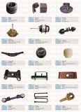 La Chine pièces de rechange Remorque 16mm épaisseur 90mm de largeur des ressorts à lames de remorque (8-12 Pecs)