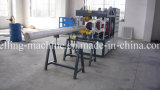 Máquina automática llena de Belling del Dos-Horno del tubo del PVC