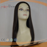 Full Machine Made Jewish Finished Fall Wig (PPG-l-0501)