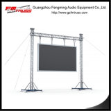 10mx8m Größen-Torpfosten-Binder, LED-Bildschirm-Binder-Standplatz