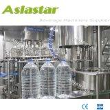 Usine automatique de remplissage d'eau minérale automatisée 2017