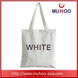 Холстина сумки Tote женщин/мешок хлопка для школы