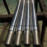 Ck45 duro lo stantuffo idraulico Polished stelo con bicromato di potassio per il cilindro pneumatico