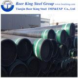 API-5CT J55 de l'acier et tuyau de l'eau carter d'huile