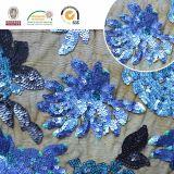Пайетками вышивки ткань кружева