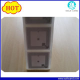 Tag de papel de ISO15693 Icode Sli 50*50mm RFID para a biblioteca
