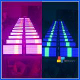 Van LEIDEN van de Stroboscoop van het stadium DMX 512 Verlichting RGB Schemerigere DJ van de Gebeurtenis