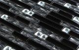 최신 인기 상품 흑백 색깔 훈장을%s 수정같은 모자이크 타일