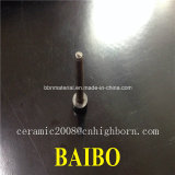 Custom Al3O2 Tornillo y tuerca de cerámica (M4*12mm)