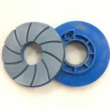 disco della resina della serratura della lumaca dei tamponi a cuscinetti per lucidare del bordo 5-Inch