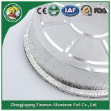 China la bandeja con el precio de fábrica de aluminio