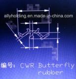 Strisce di gomma (farfalla di CWR) per la finestra di alluminio ed il portello