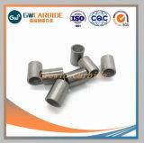 炭化物の摩耗の部品ワイヤーデッサンはCNCのツールを停止する