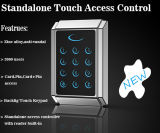 Moderner unabhängiger RFID Leser des Anti-Vandale Metallnoten-Tastaturblock-MIFARE 13.56MHz