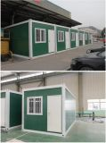 Vorfabriziertes modulares Haus exportiert nach Australien