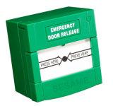 Bouton de relâchement de sortie de secours réarmable (SACP22G)