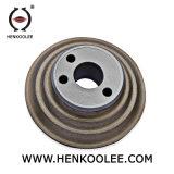 Vínculo de metal do slot de moagem de corte abrasivos para o Vidro da Roda