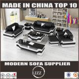 Sofa neuf de cuir de salle de séjour de mode du modèle 2017