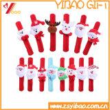 Wristband папы браслета папы круглой резинкы полосы руки рождества (YB-WT-CD)