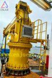 kraan van de Boom van 2t9m Shanghai Enjue de Telescopische Mariene Zee