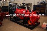 Nfpa20 열거된 디젤 엔진 화재 펌프