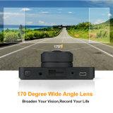 2018 новейший Full HD 1080P два автомобиля с кулачка панели приборов ночного видения
