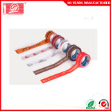 BOPP die van uitstekende kwaliteit Zelfklevende Tape/BOPP Afgedrukte Zelfklevende Verpakkende Band inpakken