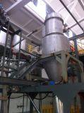 분말과 과립에서 이용되는 루트 송풍기를 가진 진공 컨베이어