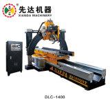 2017 Nuevo pilar Romano automático de corte de piedra de la ranura de la máquina de corte&/ Máquina de proceso