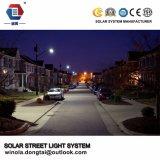 최상 30W 태양 에너지 정원 빛 가로등