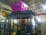 金属のシュレッダーまたは機械Gl40120のリサイクルのタイヤのシュレッダーまたはプラスチック粉砕機