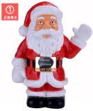 На заводе оптовая портативный два порта USB аккумулятор Bluetooth громкоговоритель Рождество музыкальный проигрыватель