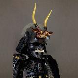 Vestito del samurai di arte dell'armatura giapponese Jotar04 portabile
