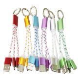 Venta caliente llave USB de alta calidad de la cadena de cable de datos