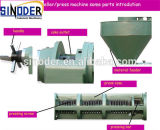 Neuestes Mandel-Öl-Extraktionmaschinen-Fabrik-Zubehör
