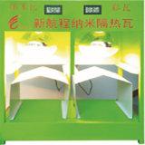 Prepainted materiales de revestimiento de acero inoxidable Placa para Electroplate