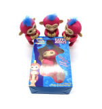 ピンクカラー熱い販売小さい指猿のおもちゃ