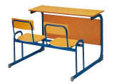 [هيغقوليتي] قاعة الدرس ضعف ثبت مكتب وكرسي تثبيت ([سف-31د])