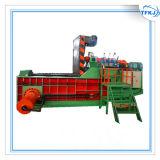 폐기물 플라스틱을%s 철 금속 수압기 기계
