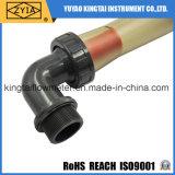 Tipo de tubo resistente caudalímetro para planta de tratamiento Qater