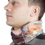 スキーHeadwearの通気性の多機能の継ぎ目が無いヘッドスカーフ(YH-HS336)