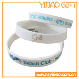 Whoelsale Custom Silicone Bracelet Wristband for Promotion Gifts (YB-At-06)