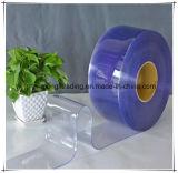 Tenda di portello trasparente del PVC di colore antistatico